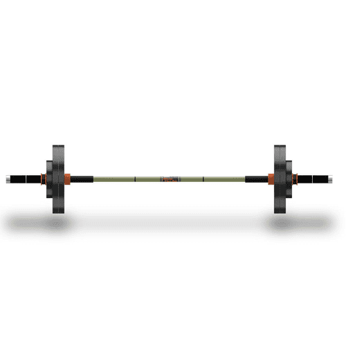 BandBell The RhinoFlex® Bar 動態犀牛槓 | 槓鈴健身器材推薦 | Fitness Nook健諾克專業訓練器材館 | 專業推薦規劃